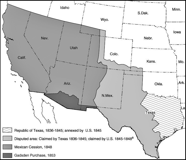 What The Treaty Of Guadalupe Hidalgo Actually Says Race