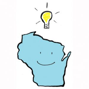 Wisconsin Idea logo