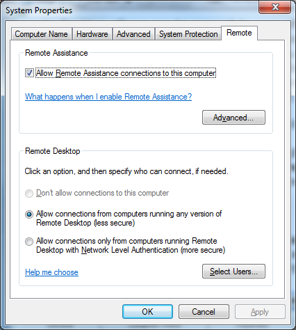 Connecting to your office computer using remote desktop - How to access my office computer from home ...